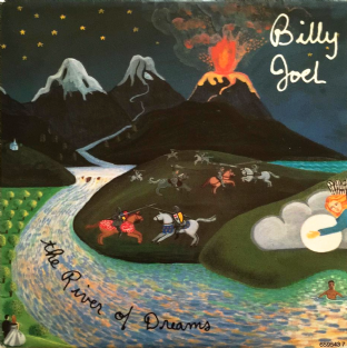 "Billy Joel - The River Of Dreams (7"") (EX/EX)"